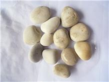 Natural Tan Pebble Flat, Indonesia Natural Stone