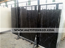Persian Nero Marquina Marble Slabs