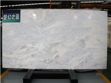Blue Dream Marbles Slabs&Tiles Cut-To-Size