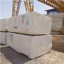 Gohare Beige Limestone Blocks