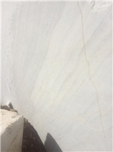 Persian Scato White Marble Block