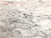China Bianco Picasso Cass White Black Vein Marble