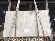Clouds White Marble Grey Vein Marble Stone Tiles