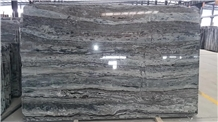 Da Vinci Brown Marble Stock Slab Discounted Price