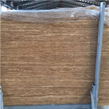 Chocolate Travertine Slabs,Noche Travertine Slabs