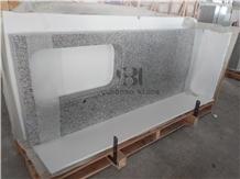 G655/China White Granite Countertops, Island Tops