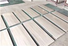 White Wooden Marble Hotel Walling Flooring Tiles
