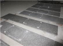 China Swan White Granite Custom Countertops