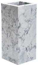 Decorative Vases Polished Marble Natural Stones