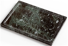 Polished China Marble Stones Home Office Plate