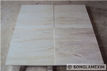 Wooden Vein Marble Tile