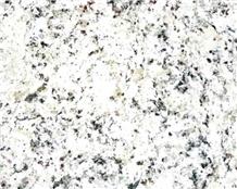 Dallas White Granite Tiles & Slabs, White Brazil