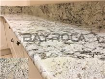 Indian Ice Blue Granite Kitchen Countertops