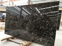 Irish Brown Marble Slab
