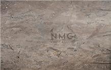 Milly Brown Marble Slabs & Tiles, Mely Brown Marble Slabs & Tiles