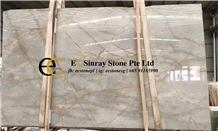 Adela Gold Marble Slabs & Tiles