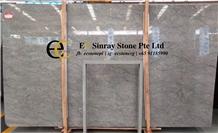 Arctic Silver Grey Limestone Slabs & Tiles