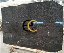 Black Marmara Marble Slabs & Tiles