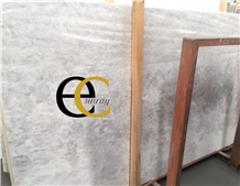 Blue Ice Iceberg White Marble Slabs & Tiles