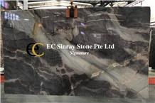 Brazil Paradise Grey Quartzite Slabs & Tiles