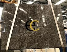 China Dragon Yalong Grey Marble Slabs & Tiles