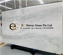 China Glorious White Marble Slabs & Tiles