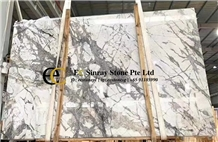 Invisible Grey Marble Slabs & Tiles