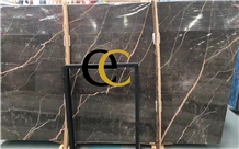 Iran Amotion Boman Grey Marble Slabs & Tiles