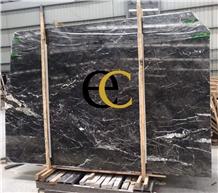 Italy Grigio Argentato Grey Marble Slabs Tiles