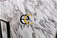 Italy White Arabescato Ducale Marble Slabs & Tiles