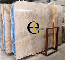 Picasso Dolomite Golden Lion Marble Slabs Tiles
