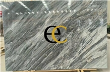 Portugal Pacific Blue Grey Marble Slabs Tiles