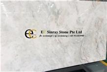 Tesoro Bianco White Marble Slabs & Tiles