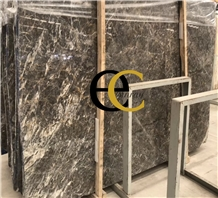 Turkey Anthracite Gold Marble Slabs & Tiles