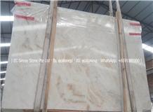 Vedi Yellow Ice Onyx Slabs & Tiles