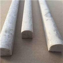 Ojinaga Limestone Bullnose Pencil Liner