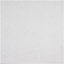 Quartz Stones Popular Carrara White Slabs