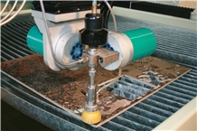 Granite Cutting Machine Water Jet Cutting Machine