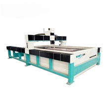 Water Jet Stone Cutting Machine for Granite