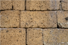 Armenia Yerevan Tuff Old Stone Wall Texture