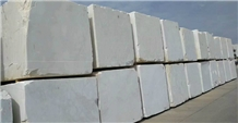 Russian Crystal White Marble Blocks