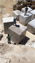 Frigya Dumrek Beige Marble Blocks, Ebruli Dumrek Beige Marble Blocks