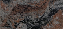 Three Gorges Wave Granite Slabs, Tiles