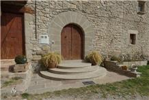 Marron Pirineus,Brown Pyrenees Sandstone Arches