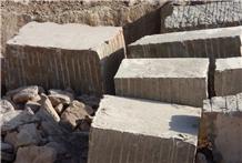 Marron Pirineus-Brown Pyrenees Sandstone Blocks