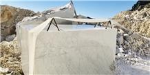 Carrara White Marble Cattani Blocks