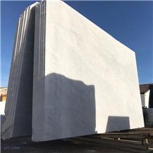 Carrara White Marble Cattani Slabs