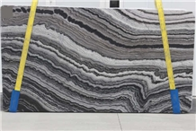 Black Lighting Quartzite Slabs