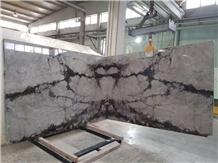 Uni Luxus Grey Marble Slabs
