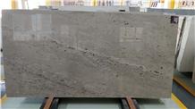 Aurisina Grey Marble Slab Decor Covering
